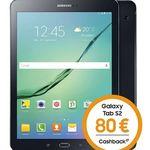 Knaller! Samsung Galaxy Tab S2 9.7 LTE für 4,95€ + 80€ Cashback + Vodafone DataGo 5GB LTE nur 17,49€ mtl.