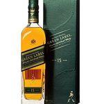 Johnnie Walker Green Label 15 Jahre Scotch Blend Whisky für 25,49€ (statt 35€)