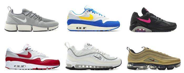 Nike Flash Sale + 20% Gutschein bei The Good will out