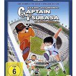 Captain Tsubasa: Die tollen Fußballstars – Die komplette Serie auf Blu-ray für 30,99€