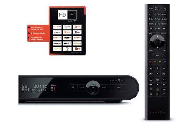12 Monate HD+ Karte für 51,92€ + gratis Media Receiver 500 Sat Receiver (Wert 55€)