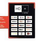 12 Monate HD+ Karte für 51,92€ + gratis Media Receiver 500 Sat-Receiver (Wert 59€)