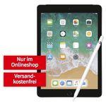 iPad 2018 LTE mit 32GB + Apple Pencil für 49€ + Vodafone 5GB LTE Datenflat für 19,99€ mtl.