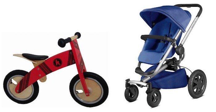 Günstige Auslaufmodelle beim Babymarkt   z.B. kiddimoto Premium Laufrad für 46,99€ (statt 78€)