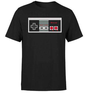 Nintendo NES T Shirt für 10,99€ (statt 17€)