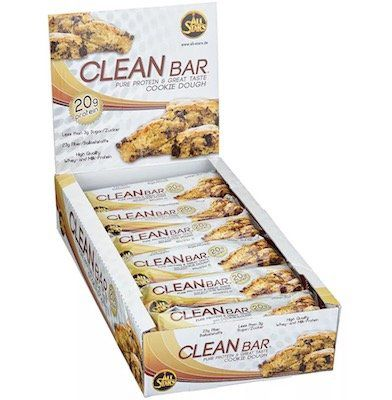 18er Pack Clean Bar Low Carb Riegel für 18,89€ (statt 25€)   MHD 10.07.2018