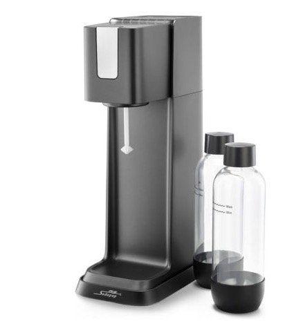 Mysodapop Jerry Wassersprudler + 2 PET Flaschen + CO2 Zylinder für 34,99€ (statt 54€)