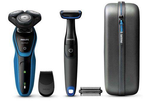 Philips AquaTouch S5050/64 Rasierer + Bodygroomer + Trimmer für nur 69,99€ (statt 84€)