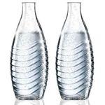 2er Pack Sodastream Glas-Karaffen (ohne Deckel!) für 12,99€(statt 20€) – Neuware ohne OVP