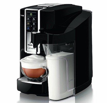Tchibo Saeco Cafissimo Latte Nero Kapselmaschine ab 99€(statt 129€)