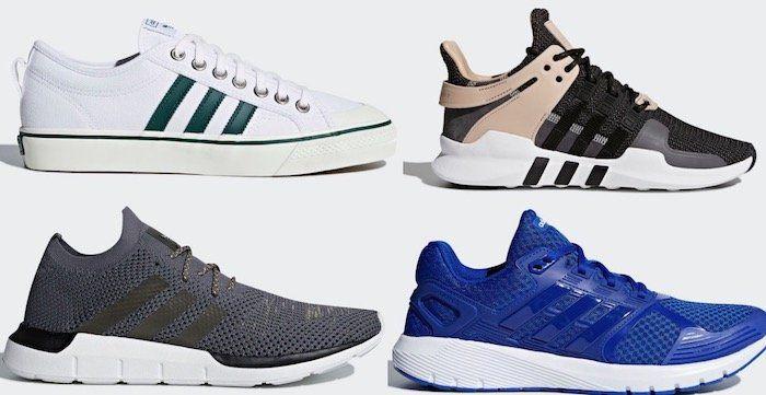 adidas Outlet Deals des Tages + 25% Gutschein   z.B. adidasSwift Run Primeknit für 57,72(statt 70€)