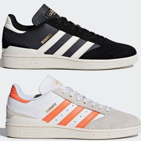 adidas Busenitz Pro Sneaker für je 50,37€ (statt 86€)