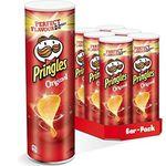 6er Pack Pringles (mehrere Sorten) ab 6,19€ – nur 1,03€ pro Rolle