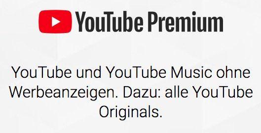 YouTube Premium 3 Monate gratis   neuer Musik Streamingdienst + werbefreie Videos