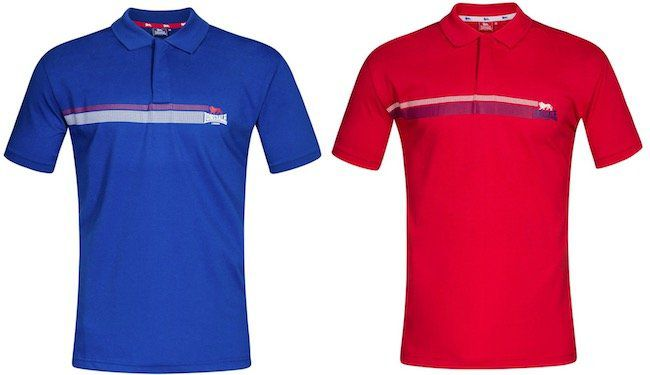 Lonsdale London Herren Poloshirt für je 6,66€ zzgl. VSK