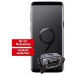 Samsung Galaxy S9 (Dual-Sim) + X200 Grill2Go Gasgrill für 29€ + Vodafone Smart Surf Tarif mit 2GB für 21,99€ mtl.