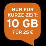 Tipp! Telekom Allnet-Flat von Congstar mit 10GB LTE (!) für 30€mtl. – monatlich kündbar!