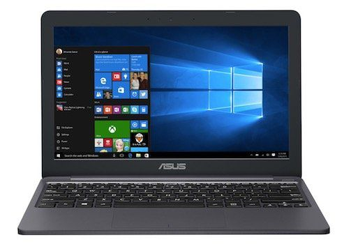 Asus E203NA FD088T   kleines 11,6 Zoll Notebook für 149€ (statt 205€)