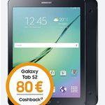 Knaller! Samsung Galaxy Tab S2 für 4,95€ + 80€ Cashback + Vodafone 300 Min. mit 2GB für 12,99€mtl.
