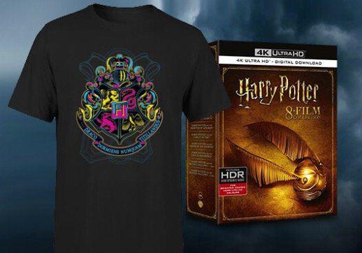 Harry Potter Fan Tag bei Zavvi   z.B. 25% Rabatt auf lizenzierte Kleidung