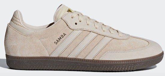 adidas Originals Herren Samba FB Sneaker mit Wildleder für 54,97€ (statt 84€)