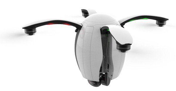 PowerVision 4K PowerEgg Drohne für 500€ (statt 799€)