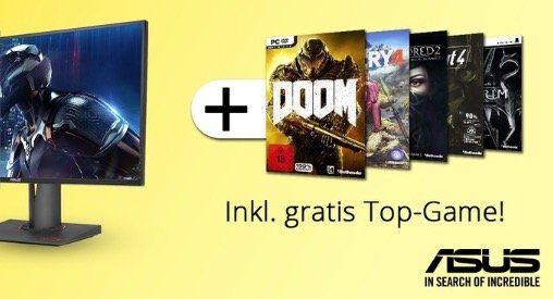 Asus Dreamhack Summer Sale mit günstigen Ausstellungsstücken + gratis Game