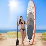 Stand Up Paddle Board aufblasbar inkl. Paddel & Pumpe für 254,15€ (statt 349€)