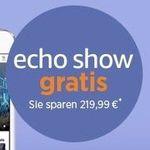 1 Jahr Handelsblatt Digital für 269€ + gratis Amazon Echo Show (Wert 184€)