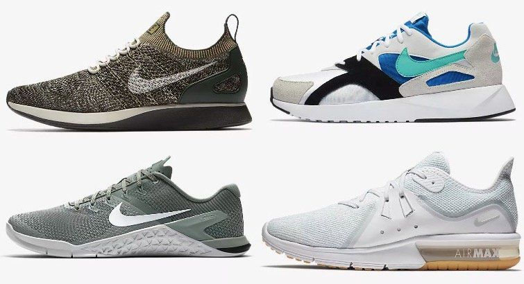 Letzter Tag! Nike End of Season Sale + 20% Gutschein + keine VSK