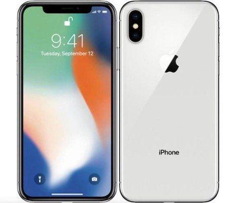 Apple iPhone X 256GB in Silber oder Space Grau für 1.001,15€(statt 1.049€)