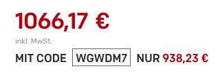Vorbei! Apple iPhone X 256GB in Silber für 938€(statt 1.080€)