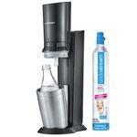 Sodastream Crystal 2.0 Wassersprudler mit einer Glaskaraffe für 79,99€ (statt 92€)
