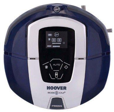 Hoover Saugroboter RBC030 in Blau für 99€ (statt 123€)