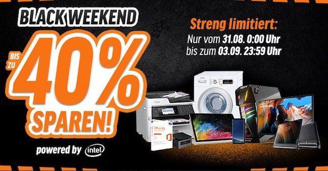 Notebooksbilliger Black Weekend bis Mitternacht – z.B. MSI Optix MAG27C Monitor mit 144 Hz für 284€ (statt 322€)