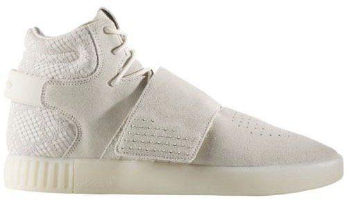 adidas Originals Tubular Invader Strap Sneaker in Beige für 33,89€ (statt 40€)