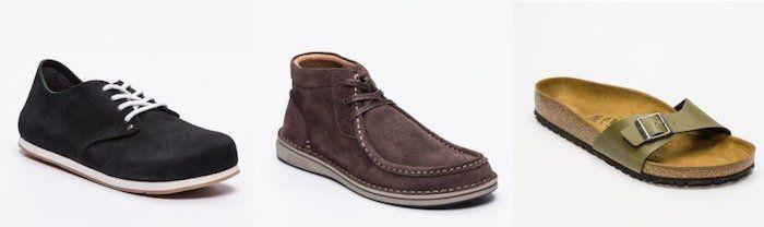 Birkenstock Sale bei vente privee   z.B. Boots Pasadena aus Veloursleder für 59,99€ (statt 82€)