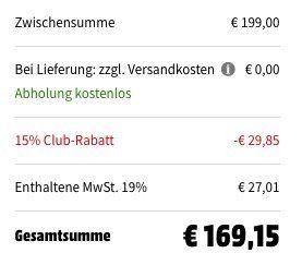 Dyson V6 Slim Extra Akku Stielsauger für 169,15€ (statt 199€)