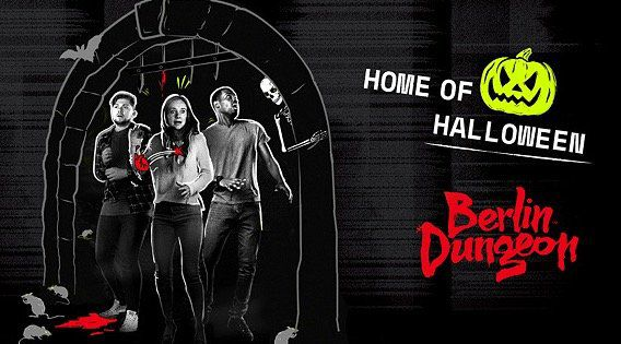 Berlin & Hamburg Dungeon Tickets ab 12,30€