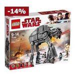 Karstadt mit 20€ Rabatt auf alles (ab 100€ MBW) – z.B. Lego Star Wars 75189 First Order Heavy Assault Walker ab 99,99€ (statt 119€)