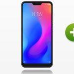 Xiaomi Mi A2 Lite mit 32GB für 4,95€ oder 64GB für 29,95€ + gratis 32GB Speicherkarte + Blau Allnet-Flat im o2 Netz mit 3GB LTE für 14,99€mtl.