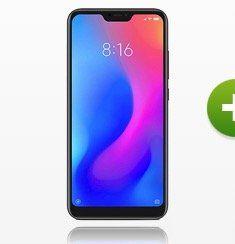 Xiaomi Mi A2 Lite mit 32GB für 4,95€ oder 64GB für 29,95€ + gratis 32GB Speicherkarte + Blau Allnet Flat im o2 Netz mit 3GB LTE für 14,99€mtl.