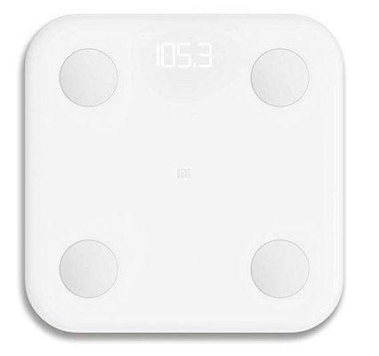 Xiaomi Smartscale 2 (Bluetooth, Körperfettmessung) für 17,99€ (statt 21€)