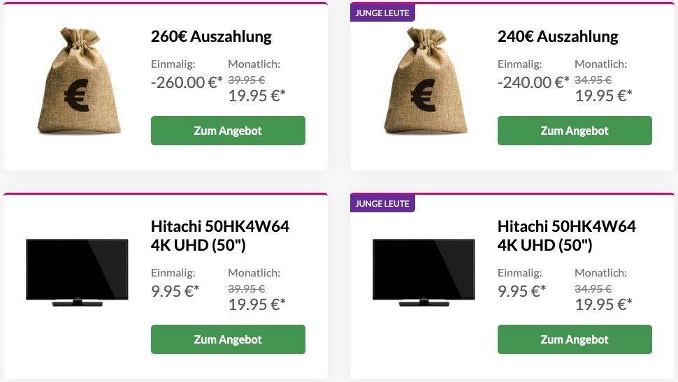 Telekom Magenta Zuhause (DSL Tarife) mit bis zu 260€ Cashback oder anderen Prämien + zusätzlich Magenta Vorteil möglich