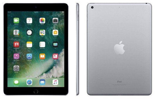 Apple iPad 9.7 (2017) 128GB WiFi für 345,90€ (statt 404€)