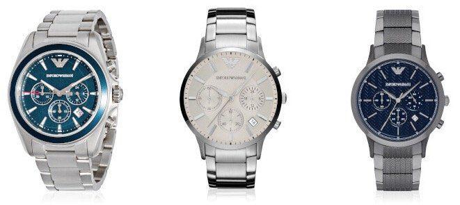 Emporio Armani Uhren Sale bei vente privee   z.B. Emporio Armani AR11081 Herrenuhr für 174,99€ (statt 194€)