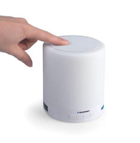 Blaupunkt BTL 110   Bluetooth Lautsprecher + UKW Radio + Lampe für 34,95€