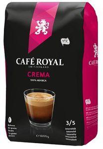 1kg Cafe Royal Crema Kaffeebohnen für 7,77€ (statt 13€)