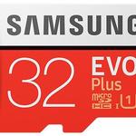 Samsung MicroSDHC 32GB EVO Plus UHS-I Grade 1 Class 10 mit 32GB im Doppelpack für 10€ (statt 20€)