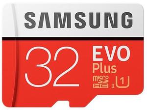 Samsung MicroSDHC 32GB EVO Plus UHS I Grade 1 Class 10 mit 32GB im Doppelpack für 11€ (statt 23€)